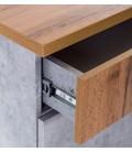 комод 2 двери 1 ящик Римини арт. 2031