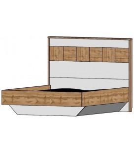 Кровать 1600 Аризона арт. 2707 (каркас)