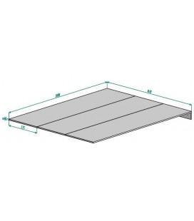 Основание кровати 1600 арт. 2727 для кровати 1400 Аризона