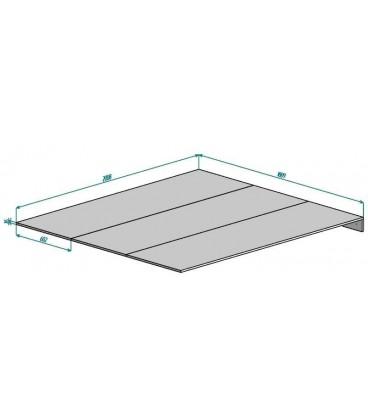 Основание кровати 1800 арт. 2728 для кровати 1800 Аризона