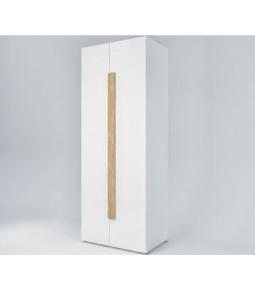 шкаф 2-х дверный платяной Куба арт. 1703.м2