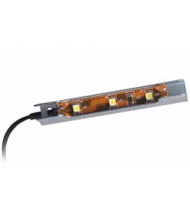подсветка: 4 клипсы + блок питания