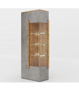 Шкаф - витрина Римини арт. 2001