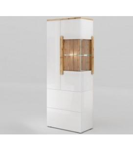 Шкаф - витрина 2 ящика Сахара