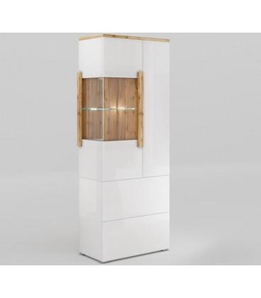 Шкаф - витрина 2 ящика Сахара правая арт. 1904
